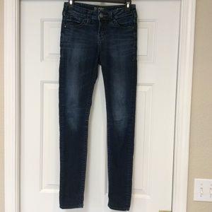 Silver Brand Suki Super Skinny Jeans Size 26 x 31